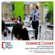 Chance 2 Chat at Le Quy Don Center